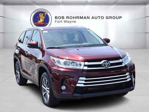 Fort Wayne Toyota >> Bob Rohrman Fort Wayne Toyota Used Cars Fort Wayne In Dealer