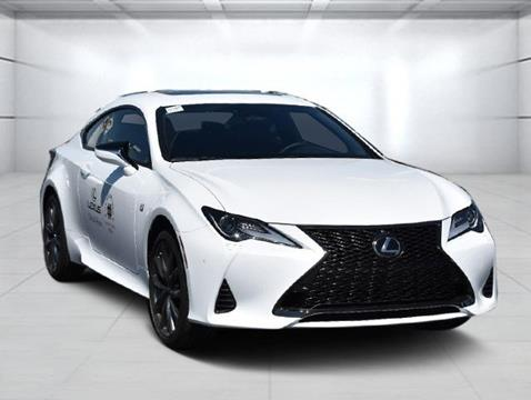 2019 Lexus RC 350 for sale in Fort Wayne, IN