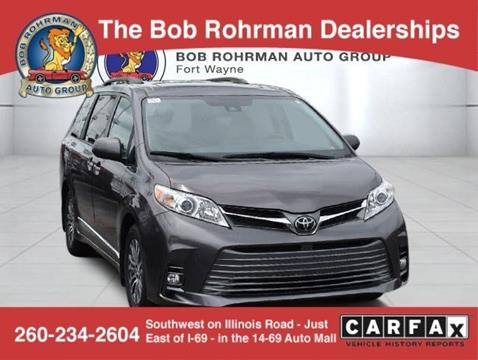 2019 Toyota Sienna for sale in Fort Wayne, IN