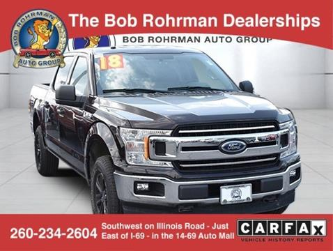 Ford Fort Wayne >> Used Ford F 150 For Sale In Fort Wayne In Carsforsale Com