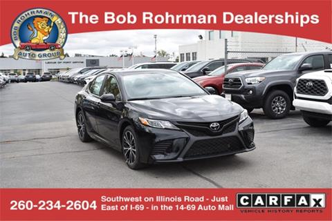 2020 Toyota Camry for sale in Fort Wayne, IN
