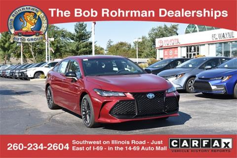 2020 Toyota Avalon Hybrid for sale in Fort Wayne, IN