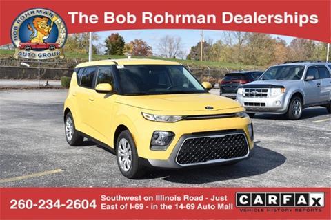 2020 Kia Soul for sale in Fort Wayne, IN