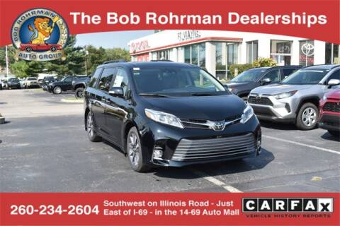 2020 Toyota Sienna for sale in Fort Wayne, IN