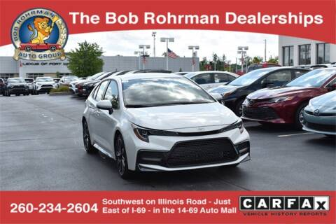 2020 Toyota Corolla for sale in Fort Wayne, IN