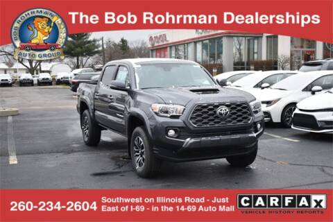 2020 Toyota Tacoma for sale in Fort Wayne, IN
