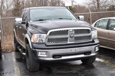 2010 Dodge Ram Pickup 1500 Laramie for sale at BOB ROHRMAN FORT WAYNE TOYOTA in Fort Wayne IN