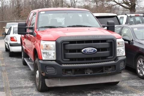 2012 Ford F-250 Super Duty for sale at BOB ROHRMAN FORT WAYNE TOYOTA in Fort Wayne IN