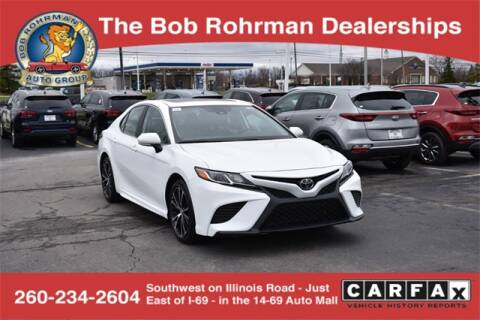 2019 Toyota Camry L for sale at BOB ROHRMAN FORT WAYNE TOYOTA in Fort Wayne IN