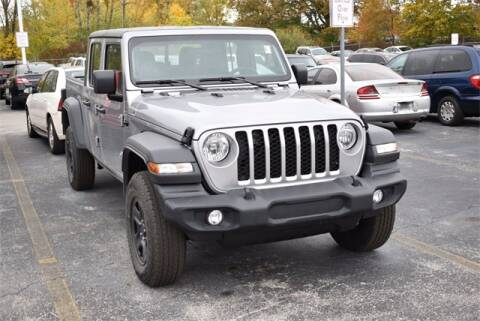 2021 Jeep Gladiator for sale at BOB ROHRMAN FORT WAYNE TOYOTA in Fort Wayne IN