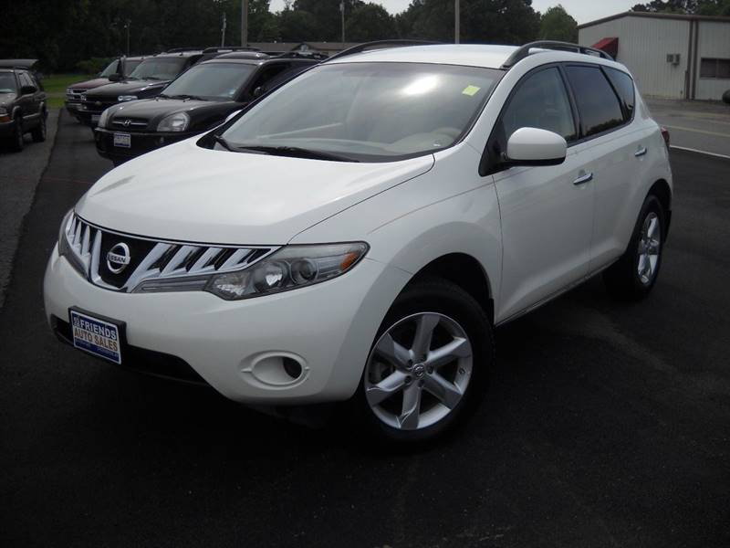 Nissan Murano For Sale >> 2009 Nissan Murano S In Greenbrier Ar 2 Friends Auto Sales