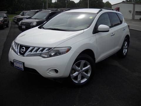 2009 Nissan Murano for sale in Greenbrier, AR