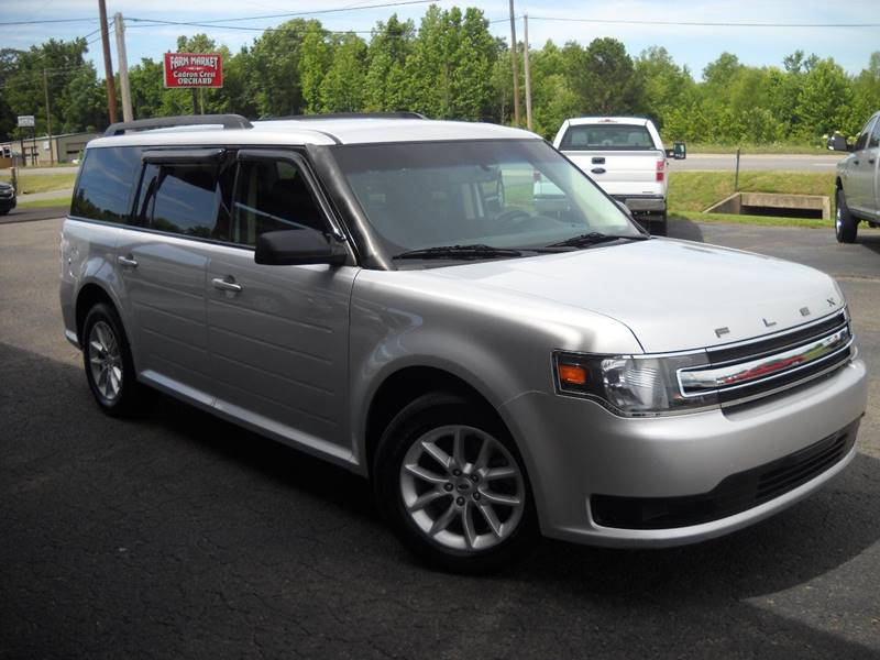 2014 ford flex se in greenbrier ar - 2 friends auto sales