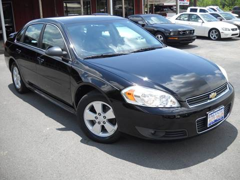 2010 Chevrolet Impala for sale in Greenbrier, AR