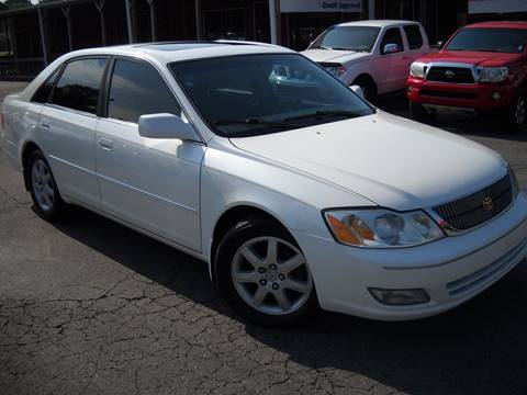 2001 Toyota Avalon for sale in Greenbrier, AR