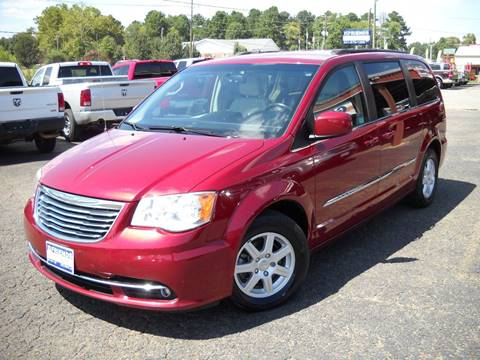 2013 Chrysler Town and Country for sale in Greenbrier, AR