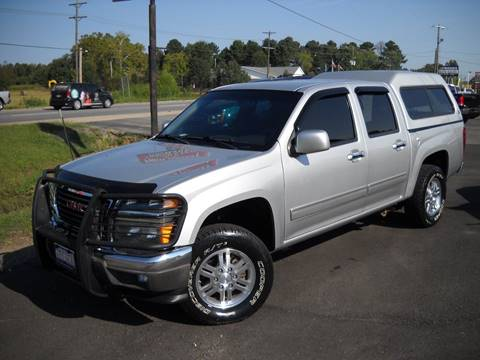 2011 GMC Canyon for sale in Greenbrier, AR