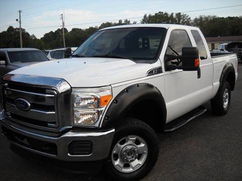 2011 Ford F-250 Super Duty for sale in Greenbrier, AR