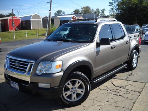 2007 Ford Explorer Sport Trac for sale in Greenbrier, AR