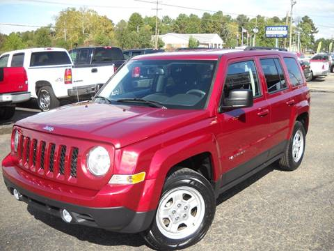 2016 Jeep Patriot for sale in Greenbrier, AR