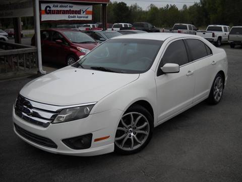 2010 Ford Fusion for sale in Greenbrier, AR