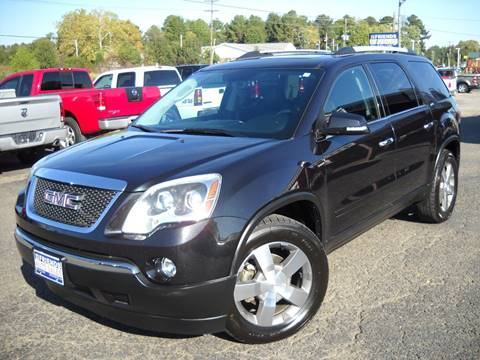 2012 GMC Acadia for sale in Greenbrier, AR