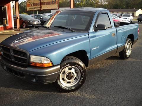 2002 Dodge Dakota for sale in Greenbrier, AR