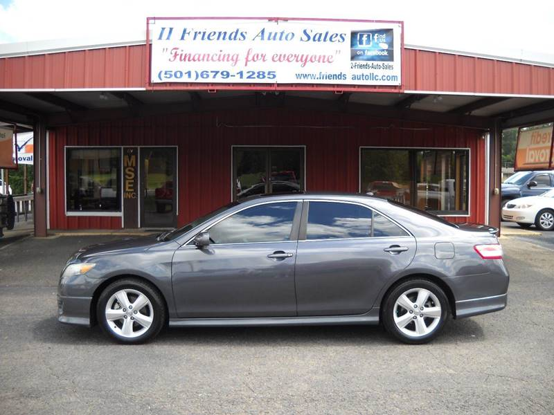 2011 Toyota Camry For Sale At 2 Friends Auto Sales In Greenbrier AR