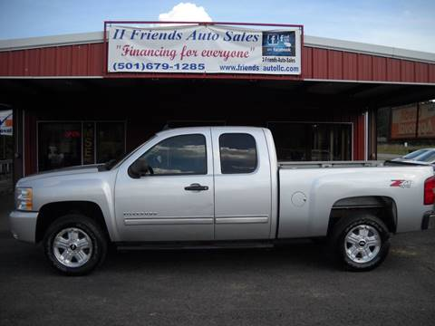 Used Chevy Silverado For Sale >> 2011 Chevrolet Silverado 1500 For Sale In Greenbrier Ar