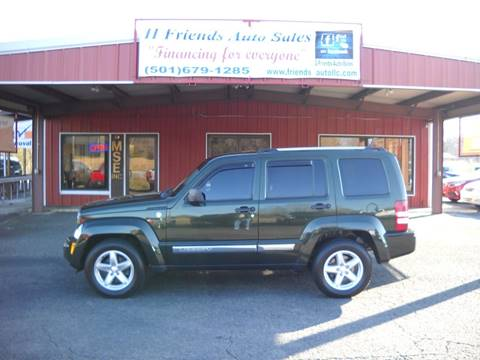 2011 Jeep Liberty for sale in Greenbrier, AR