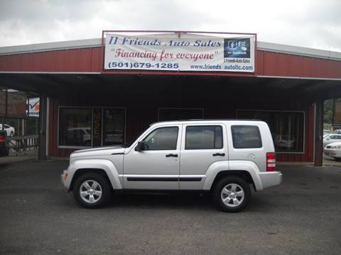 2012 Jeep Liberty for sale in Greenbrier, AR