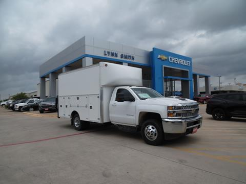 2019 Chevrolet Silverado 3500HD CC for sale in Burleson, TX