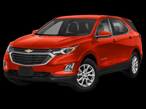 2020 Chevrolet Equinox for sale in Burleson, TX