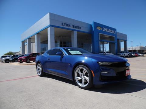 2019 Chevrolet Camaro for sale in Burleson, TX