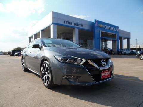 Nissan Of Burleson >> 2017 Nissan Maxima For Sale In Burleson Tx