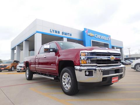 2019 Chevrolet Silverado 3500HD for sale in Burleson, TX