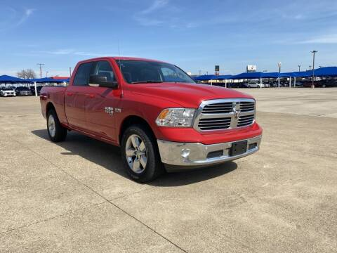 2019 RAM Ram Pickup 1500 Classic SLT for sale at Lynn Smith Chevrolet in Burleson TX