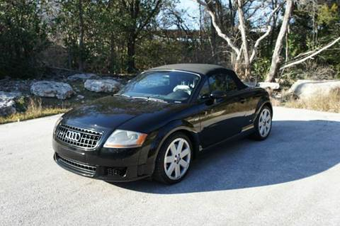 2005 Audi TT for sale at Centex Sport Imports in Round Rock TX