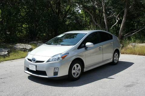 2010 Toyota Prius for sale at Centex Sport Imports in Round Rock TX