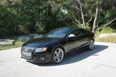 2010 Audi S5 for sale at Centex Sport Imports in Round Rock TX