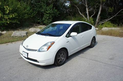 2009 Toyota Prius for sale at Centex Sport Imports in Round Rock TX