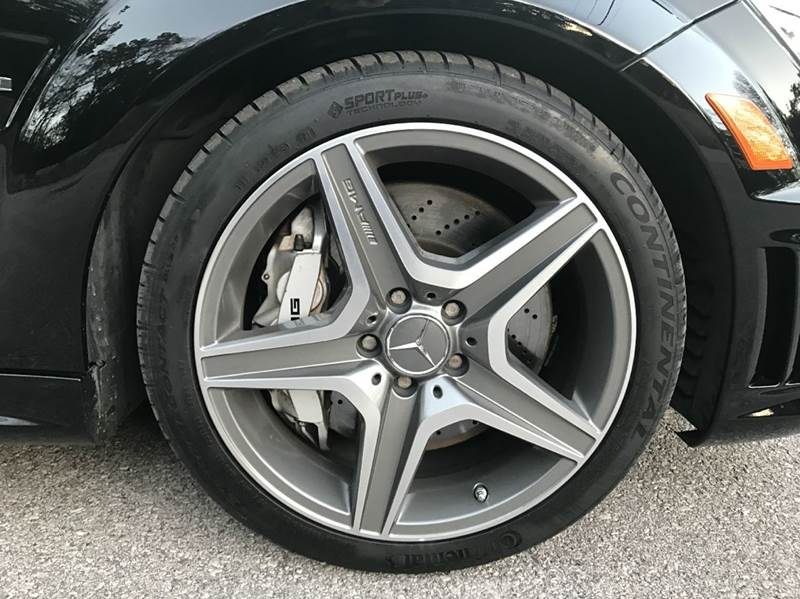 2011 Mercedes-Benz C-Class C63 AMG - Round Rock TX