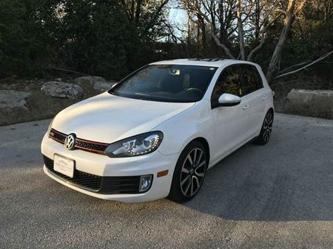 2013 Volkswagen GTI for sale at Centex Sport Imports in Round Rock TX