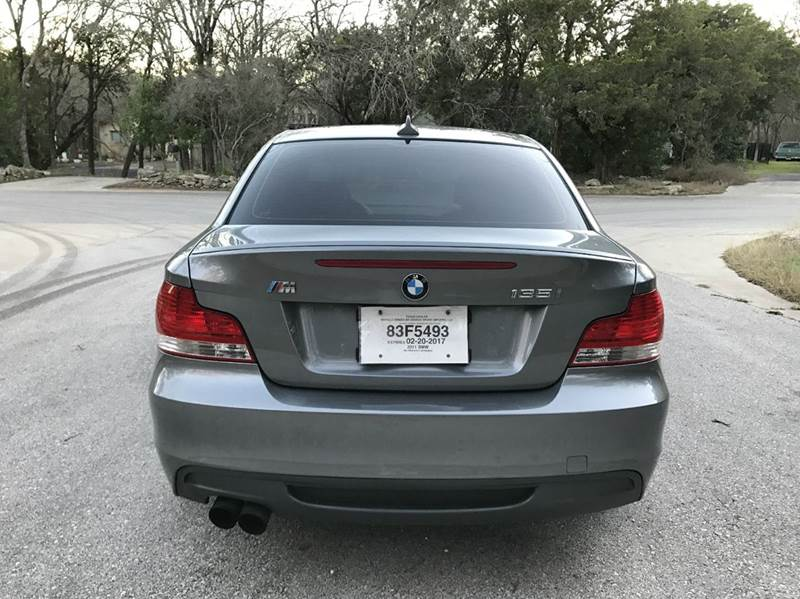2011 BMW 1 Series 135i M-Sport - Round Rock TX