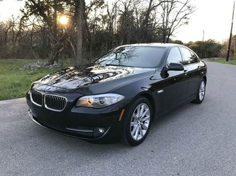 2011 BMW 5 Series for sale at Centex Sport Imports in Round Rock TX