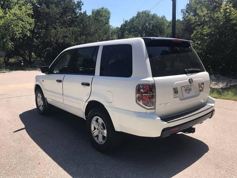 2007 Honda Pilot LX 4dr SUV - Round Rock TX