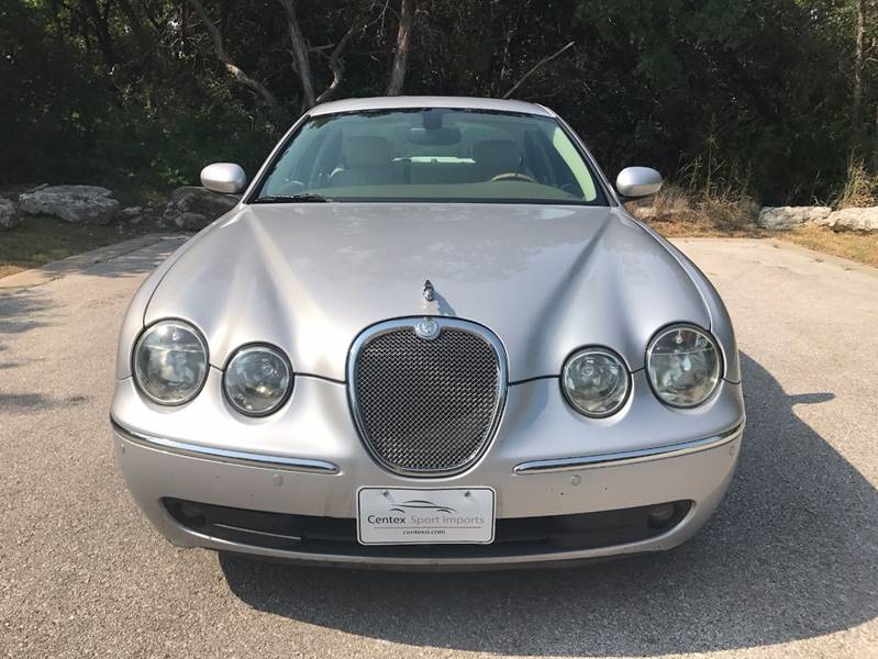 2006 Jaguar S-Type 3.0 4dr Sedan - Round Rock TX