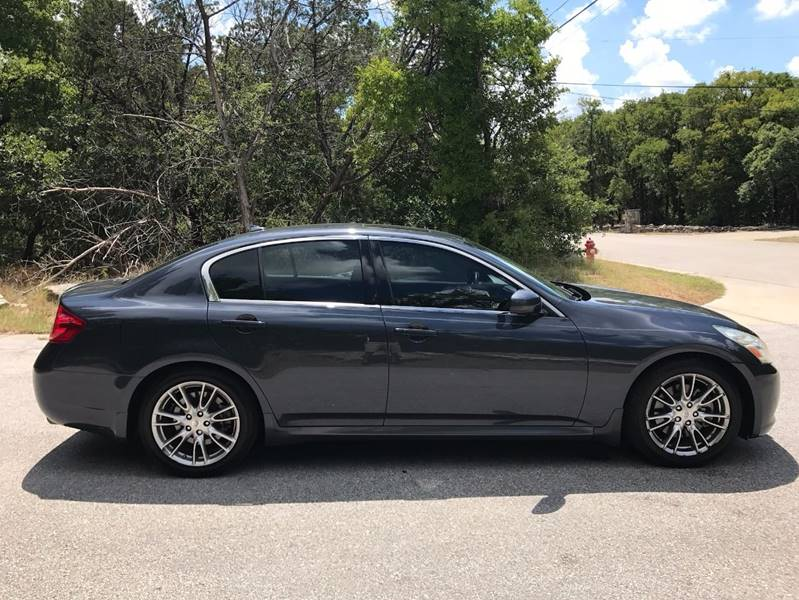 2007 Infiniti G35 Sport 4dr Sedan (3.5L V6 5A) - Round Rock TX