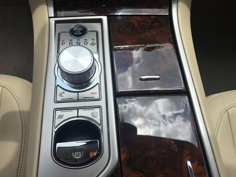 2011 Jaguar XF 4dr Sedan - Round Rock TX