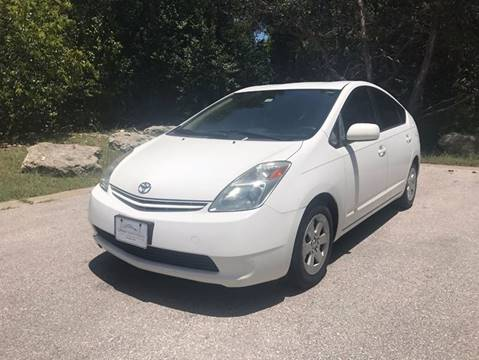 2005 Toyota Prius for sale at Centex Sport Imports in Round Rock TX